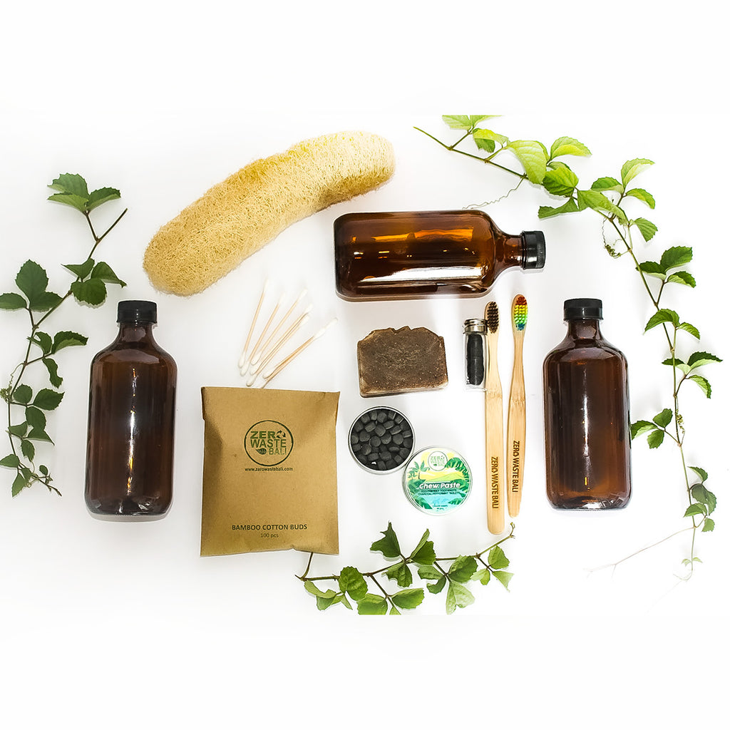Bathroom Box Liquid - Zero Waste Bali