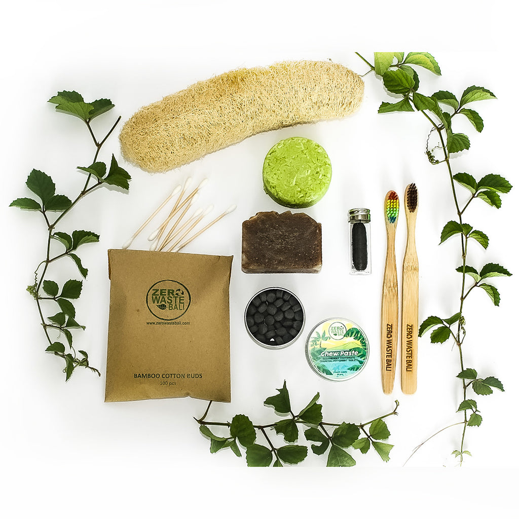 Bathroom Box - Zero Waste Bali