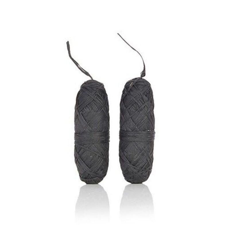 Charcoal Dental Floss Refill / Each - Zero Waste Bali