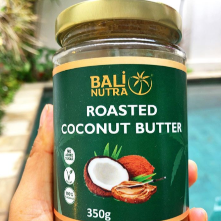 Organic Roasted Coconut Butter 350 gram BN