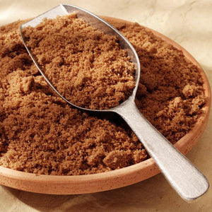 Organic Dark Brown Sorghum Sugar / gram