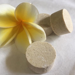Ginger tablet / Each - Zero Waste Bali