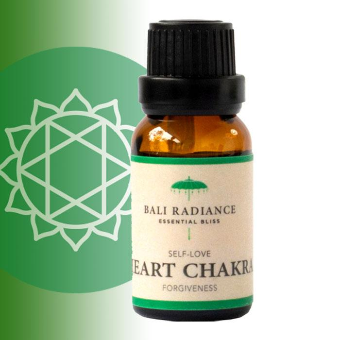 Heart Chakra Essential Oil 15ml