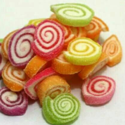 Fruit Jelly Roll