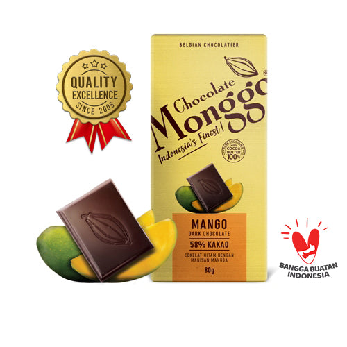 Chocolate M-Mango tablet 80 gram