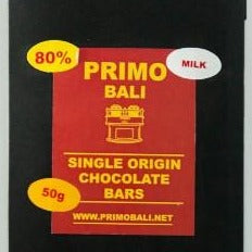 Chocolate Primo - Milk Vegan 50 gram