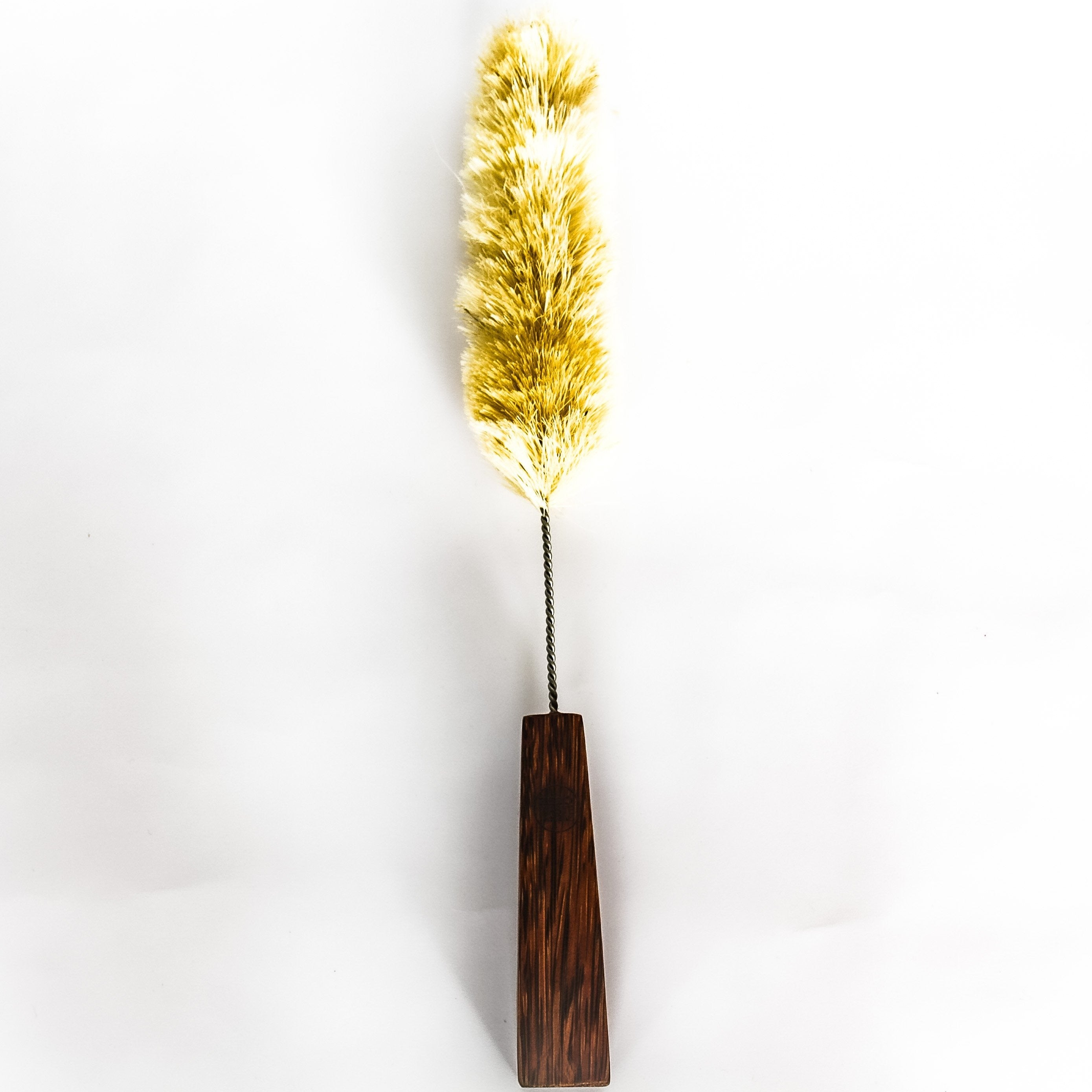 Natural Bottle Brush / Each - Zero Waste Bali