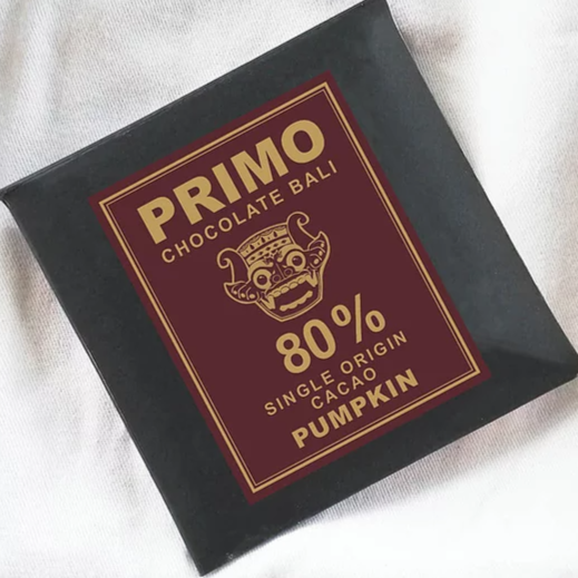 Chocolate Primo - Sautéed Pumpkin Seeds 25 gram
