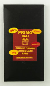 Chocolate Primo - New 1000% Cacao Bar 50 gram