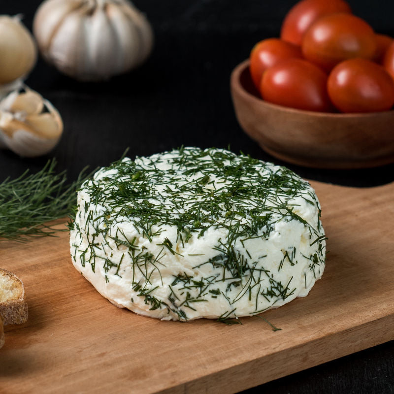 Dill and Garlic Persian Cheese / Each - Zero Waste Bali