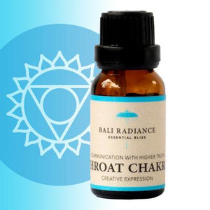Throat Chakra Essential Oil Blend 15ml