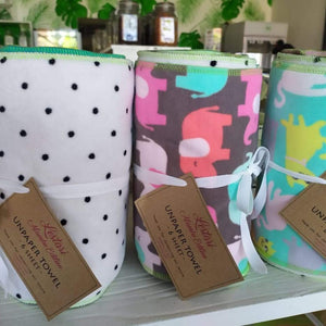 UNPAPER TOWELS set of 6 / each - Zero Waste Bali