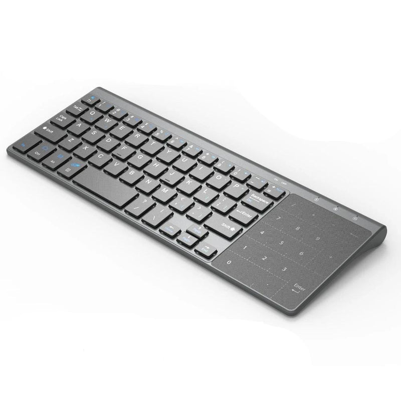 Wireless Keyboard For Mobile, Tablet, Laptop & Computer