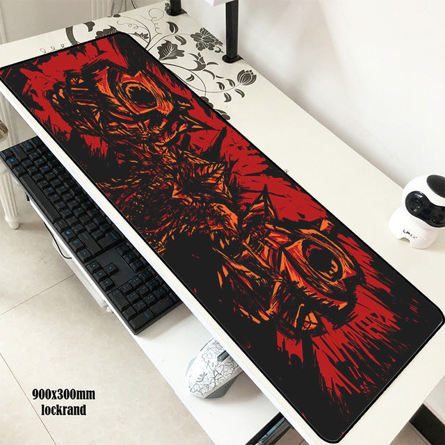 Amazing Big Mouse Pads (More Colours Available)