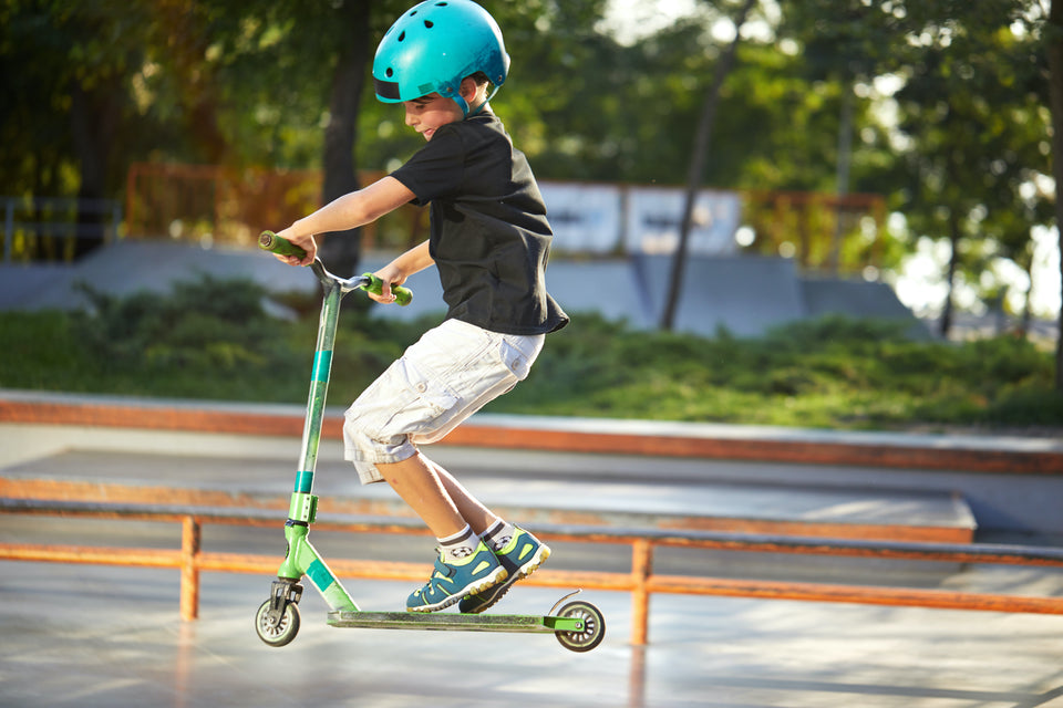 Stuntscooter, Kinderscooter