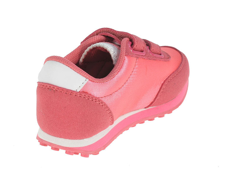 Kinder Sneakers in Fuchsia
