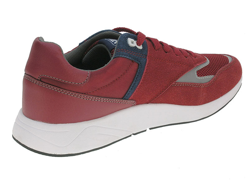 Kinder Teenager Sneakers in Rot