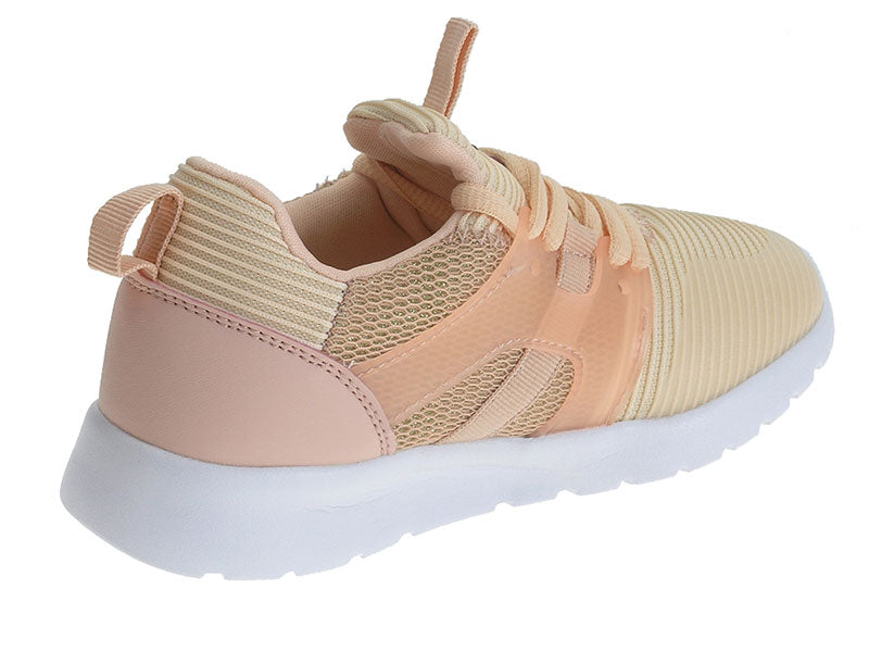 Kinder Sneakers in Coral