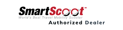 Smartscoot mobility travel scooter authorized dealer - PUREUPS