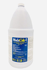Hand Sanitizer Madacide-1 7009 Alcohol Free Germicidal Disinfectant / Sanitizer Gallon - PureUps