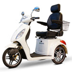 3WHEEL SCOOTER EW-36 Senior 3 Wheel Electric Mobility Scooter With Digital Anti-Theft Alarm-FULLY ASSEMBLED - PureUps
