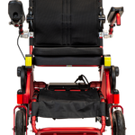ELECTRIC WHEELSCHAIR Geo Cruiser DX Lightweight Foldable Electric Wheelchair - PureUps