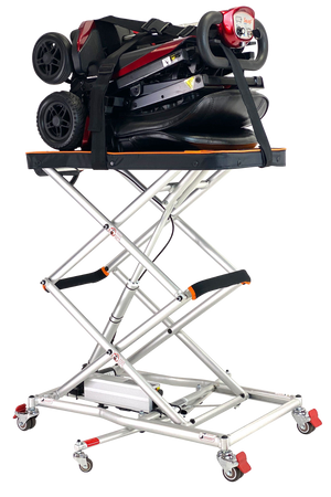 lift system GoLite Portable Mini Mobility Scooter Lift - PureUps