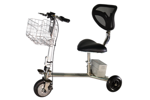 3WHEEL SCOOTER Travel Mobility Scooter By SmartScoot - PureUps