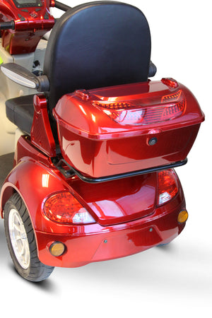 4 WHEEL SCOOTER EW-52 Electric 4-Wheel Mobility scooter for Adult and Seniors- FULLY ASSEMBLED - PureUps