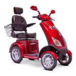 4 WHEEL SCOOTER EW-72 Electric 4 Wheel Mobility Scooter for Adults- Fully Assembled & Ready To Go - PureUps