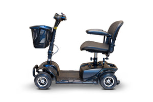 4 WHEEL SCOOTER EW-M34 Medical 4 Wheel Mobility Scooter With Swivel Seat - PureUps