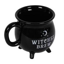 Load image into Gallery viewer, Witches Brew Cauldron Mug