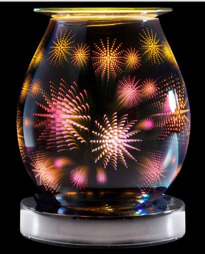 Touch Sensitive Aroma Lamp Stars