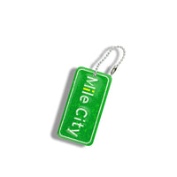 Embossed Aluminum Key & Hang Tags | 5012-KT - Dixiline