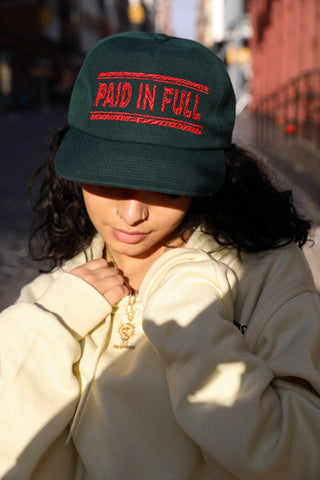 PAID IN FULL SNAPBACK