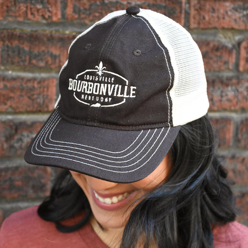 Bourbonville Hat - Brown