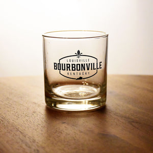Bourbonville Rocks Glass