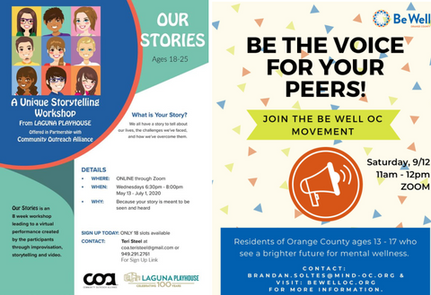 BE THE VOICE FOR YOUR PEERS