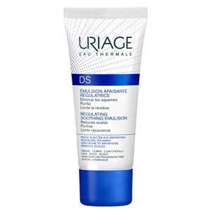 URIAGE D.S. Regulating Soothing Emulsion 1.35 fl.oz.