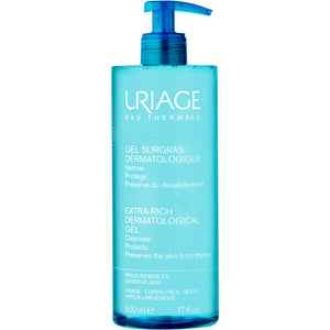 URIAGE Extra Rich Dermatological Gel 17 fl.oz.