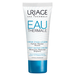 URIAGE Thermal Light Water Cream 1.35 fl.oz.