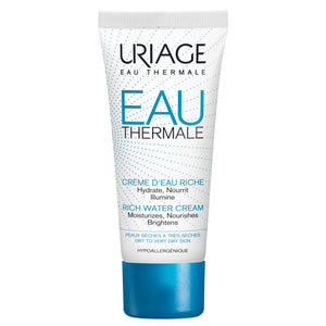 URIAGE Thermal Water Rich Water Cream 1.35 fl.oz.