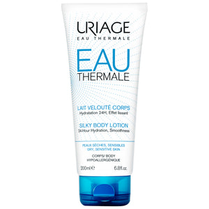 URIAGE Thermal Water Silky Body Lotion 6.8 fl.oz.