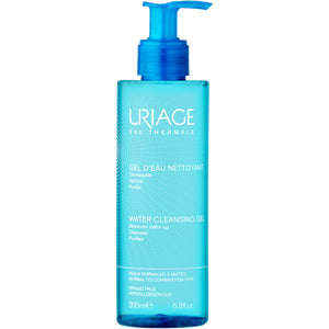 URIAGE Water Cleansing Gel 6.8 fl.oz.