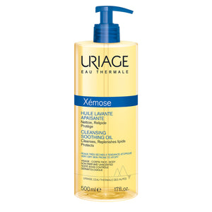URIAGE Xemose Cleansing Soothing Oil 17 fl.oz.