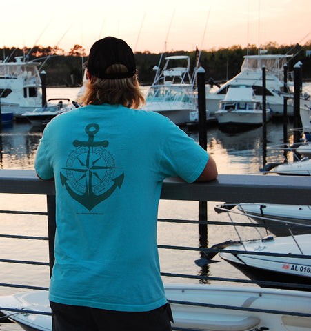 Anchor Logo Tee