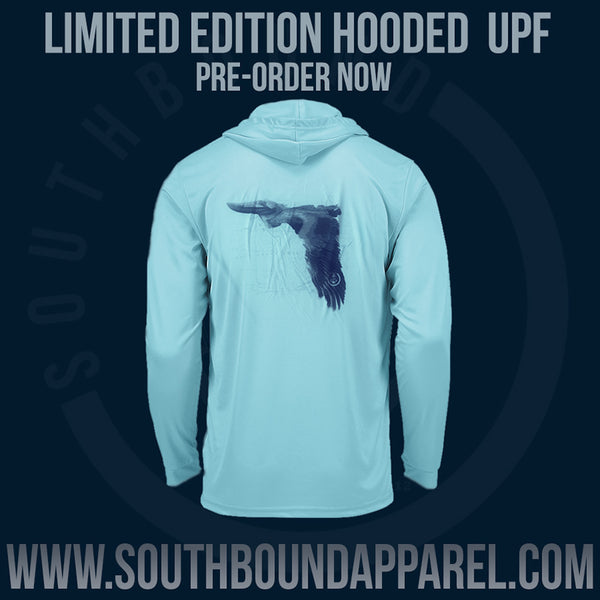 Hooded UPF Performance - www.southboundapparel.com