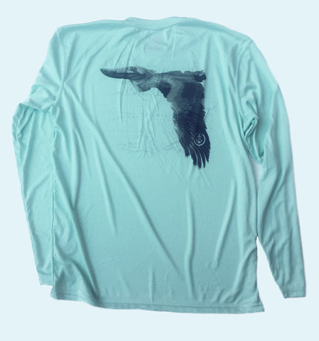 Florida Pelican Performance Shirt