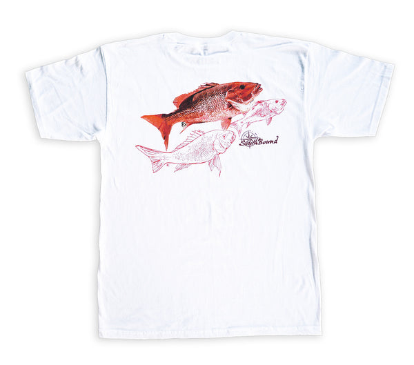 Red Snapper - www.southboundapparel.com