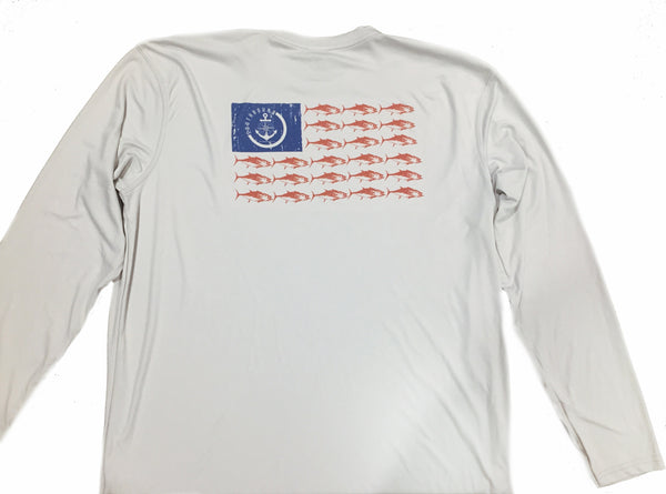 New Tuna Flag Performance Shirt